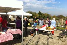 Troc aux plantes 2015 / Journée d échanges riches de partages entre botaniste en herbe et jardiniers passionnés !