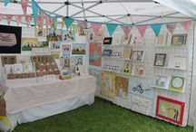 Displays and craft shows