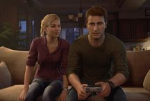 UNCHARTED 4 / Screen video game Uncharted 4 PS4