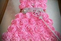 Платье кексы