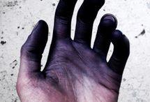 Dark Purple Aesthetics