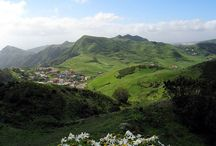 Tenerife / Kanárské ostrovy se skládají z několika ostrovů, jeden z nich je právě Tenerife