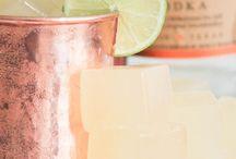 cocktails/mocktails