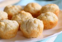 GF Breads and Biscuits / by Heather Pelfrey
