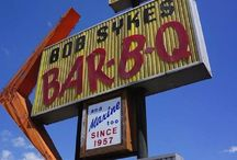 From Dixie to Silicon / BBQ Joints and Cities