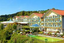 ANGERHOF SPORT- UND WELLNESSHOTEL ****S / Wellness Hotel   Bavaria   Germany Am Anger 28   94379 St. Englmar Tel.: +49 9965 1860   Fax +49 9965 18619 Harmonie empfinden auf 900 m Seehöhe