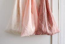 simple textile bag
