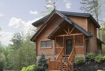 My Dream Gatlinburg Rental Cabin / by Johannah Brookwell