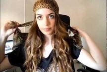 pañuelos pelo