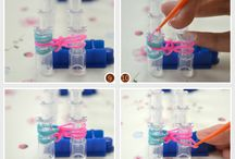 Rainbow loom bracelets to try