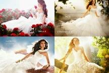 Wedding Dresses / Bride-zila alert!