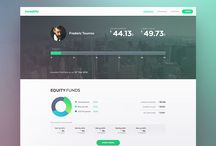 UI - Profile / Presents the users profile