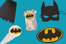 DIY Batman Photoshoot