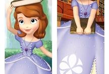 Princesa Sofia / Aniversário de 5 anos da princesa Sofia