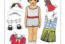 öltöztető babåk