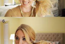 Peinados, Trencitas y++