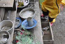 Mud kitchen / Outdoor Play