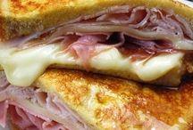Sandwiches are Delicious