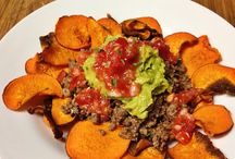 Paleo apps and snacks / by Kimberly Brown-Dunn