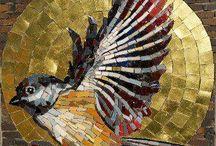 мозаика сокол