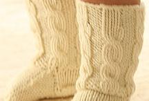 knitting patterns / by JOANNA CHANDLER