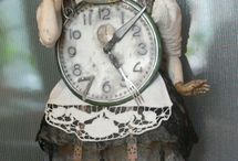 CLOCK TIME / by Katherine Krug