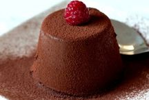 """♫ Foodie Fun: Brulees/Custards ♫ / """"There are two kinds of people in the world:  those who love chocolate, and communists."""" -Leslie Moak Murray / by Lashunda Hill"""