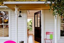 Small Spaces & Tiny Houses / Small rooms and tiny houses I love / by Hooked on Houses
