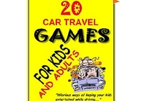 Travel Games for Kids / by Kid Friendly Family Vacations
