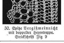 Hand_made - lace (knitt, crochet, ...)