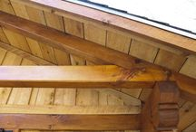 Custom Built Timber Frame Barns