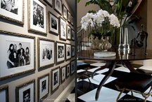 Home: Photo Wall Inspiration