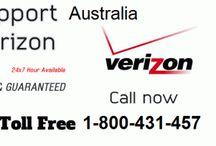Call 1800 431 457 to Setup Verizon Email on iPhone or iPad