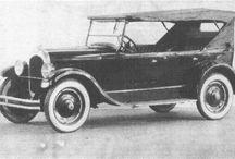 Autos 1920-50