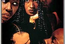 Art: Black / African American / by Mary Frattaroli