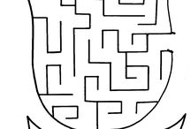 maze Preschool Activities