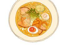 yummy illustrations
