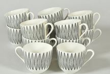 Scandinavian porcelain and pottery
