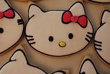 Hello Kitty / Hello Kitty / by Paula Rea