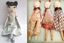 The Cloth Doll Artist ii / by Art Dolls Only