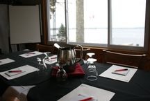 Meetings with a Difference!  / Inspire your team on the shores of beautiful Lower Buckhorn Lake!