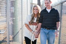 engagement pics / by Lindsey Wessa