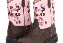 Cowgirl boots for me / by Stormie Teal