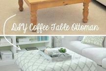DIY Tables and Chairs