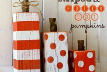 Falling for Fall- decorating,crafts,foods,