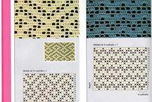 crocheting/háčkování / what i like/co se mi líbí patterns/vzrory tips/tipy and so on/a další