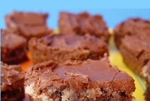 Brownies, Blondies and Bars / by Cindy Jackson