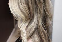 My hair color.. I wish  / Grey blonde...