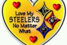 Steelers!!!! / by lady rosa
