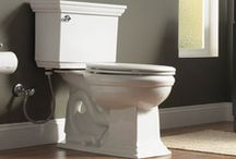 Toilets / Ideas and guides to help you choose the best throne for your bathroom.